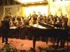 La serata finale: un momento della nostra esibizione