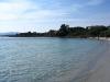 Un dettaglio della meravigliosa spiaggia del Lido di Pittulongu