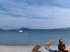Vista d'insieme dell'insenatura della spiaggia di Pittulongu (Olbia) a pochi metri di distanza dal nostro residence